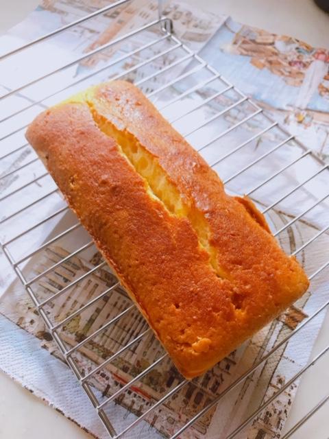 ゆずみつパウンドケーキ